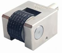 Multi-Wheel Numberer With Spring Locking