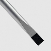 Screwdriver for slotted screws (Form B)