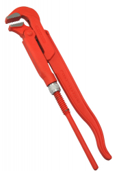 Pipe wrench 90ᵒ