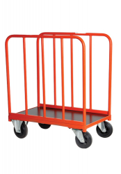 Double Open Sided Cart