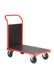 Panelled And Platform Cart