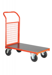 Wired And Platform Cart
